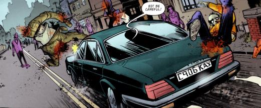 Shaun Of The Dead #3-Death Race Amongst The Un-Dead!
