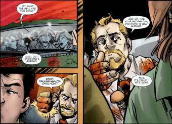 Shaun Of The Dead #3-Some Bad News To Share!