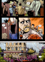 Shaun Of The Dead #3-Swarming Separation From Safety!