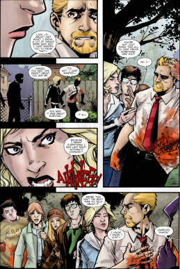 Shaun Of The Dead #3-This Doesn't Change Our Relationship Status!