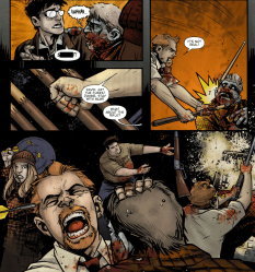 Shaun Of The Dead #4-Ownership's Assault!