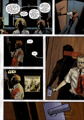 Shaun Of The Dead #4-Power's Back, But To Whom!