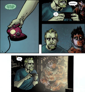 Shaun Of The Dead #4-Still Finding Some Fun With Ed!
