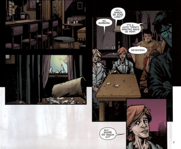 Shaun Of The Dead #4-Waiting Within The Madness!