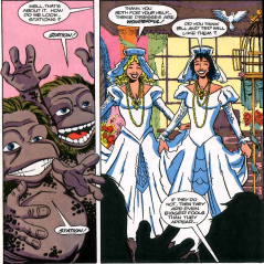 Excellent Comic #1-Ready For Renewed Vows!