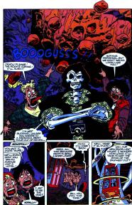 Excellent Comic #2-Agreement Under Duress!