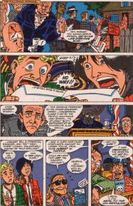 Excellent Comic #3-Legal Trouble!