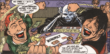 Excellent Comic #5-Wyld Stallyns Is Rolling In Monopoly Money!