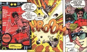 Excellent Comic #8-Close Call!
