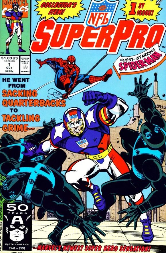 NFL SuperPro #1!