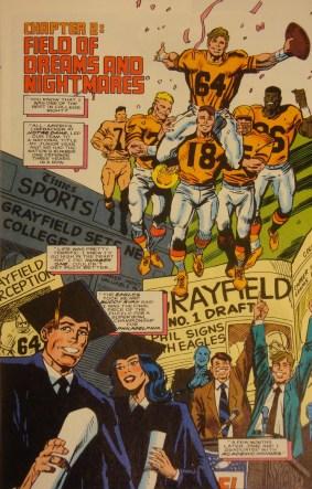 NFL SuperPro Special-Storybook College Tenure!