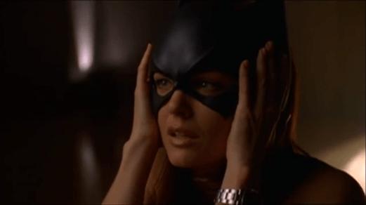 Barbara Gordon-I Must Be Batgirl Again!