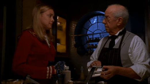 Dinah Lance-My Concerning Chat With Alfred!