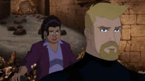 Steve Trevor-There's Our Ticket, Etta!