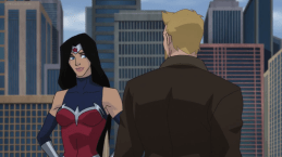 Wonder Woman-Hey There, Steve!
