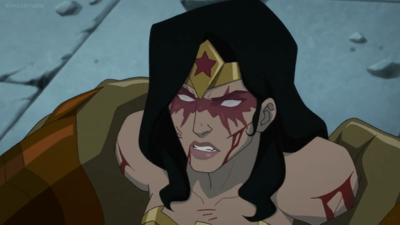 Wonder Woman-I Don't See You!