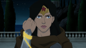 Wonder Woman-I've Made My Choice, Mother!