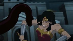 Wonder Woman-Partially Disarming Hit!
