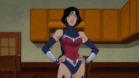 Wonder Woman-Ready For Superheroics!