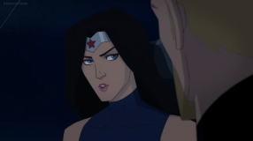 Wonder Woman-Supes & I Are Just Friends!