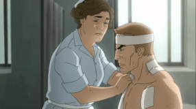 Nurse-Your Men Didn't Make It, Sgt. Rock!