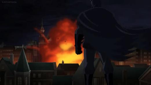 Batman-I'm Quick On The Trigger!