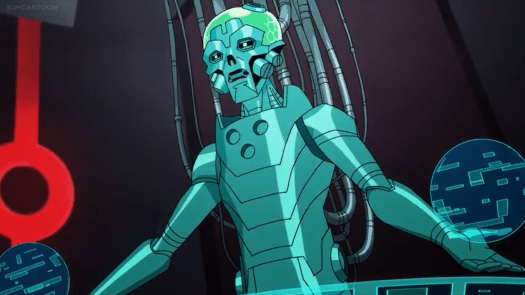 Brainiac-I'm The True Mastermind!