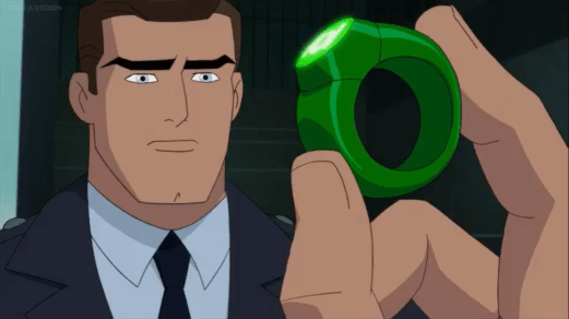 Hal Jordan-I'll Be The One Ring To Rule!