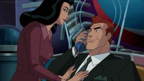 Lex Luthor-Gotta Go, Mr. President!