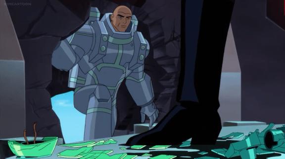Lex Luthor-I Think You Got Him!