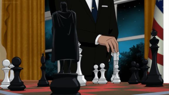 Lex Luthor-My Winning Move!