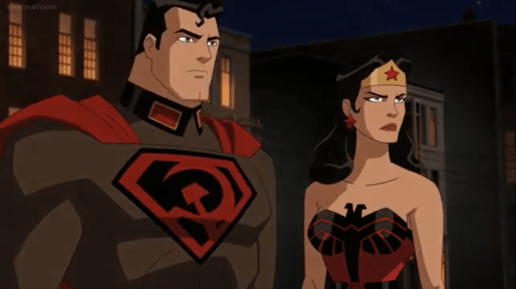 Superman-Batman Will Pay For His Crime, Wonder Woman!