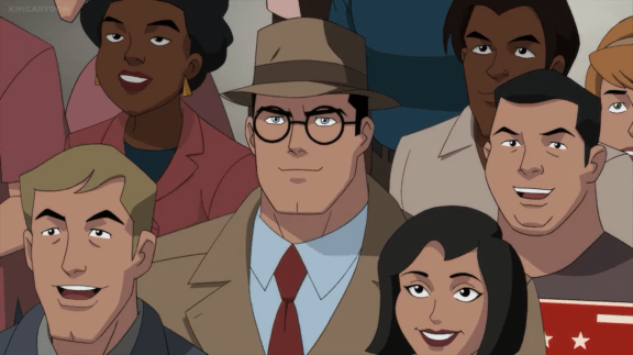 Superman-Hi, Lois!