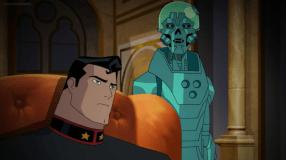 Superman-I'm On The Losing End, Brainiac!