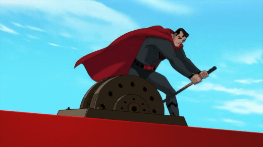 Superman-Let My People Have Power!