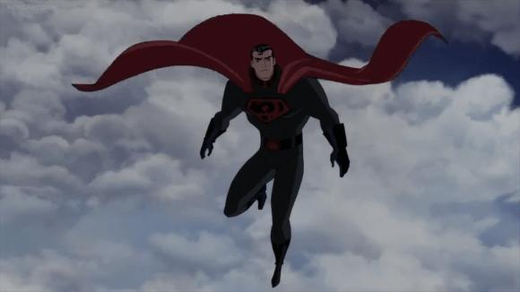 Superman-Soviet Power!