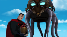 Superman-We're Outta Here, Brainiac!