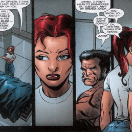 X-Men Movie Adaptation-Romance Is There, Somewhere!