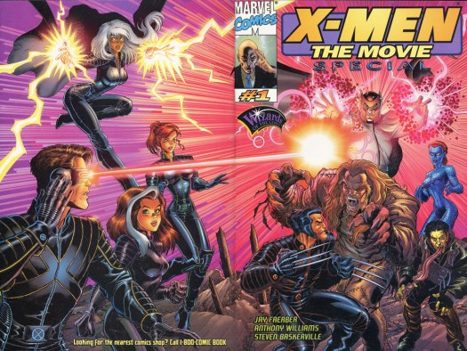 X-Men Movie Special-Wizards Of The Coast Edition!