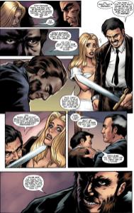 X-Men First Class-The High Hand-You're Better Than This Man!