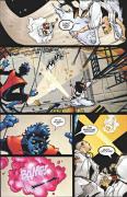 X2 Prequel Nightcrawler-Fatal Fall!