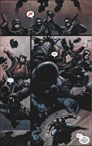 X2 Prequel Wolverine-Fastball Special!
