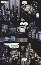 X2 Prequel Wolverine-Scratching Creed's Mental Maze!