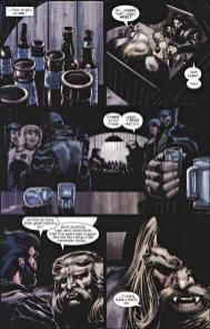 X2 Prequel Wolverine-Scratching Creed's Mental Maze!