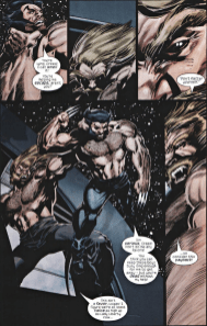 X2 Prequel Wolverine-This Isn't How Our Escape Is Supposed To Happen!