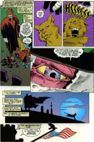 Darkman #2-Mommy's Not Returning, Kitty!
