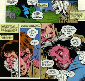 Darkman #2-Unjustified Reasoning For The Burning!