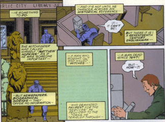 Darkman #3-Stunning Research!