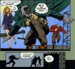 Darkman #5-Get Outta Here, Julie!