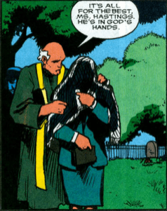 Darkman Movie Adaptation #1-I'll Help You, M'Lady!